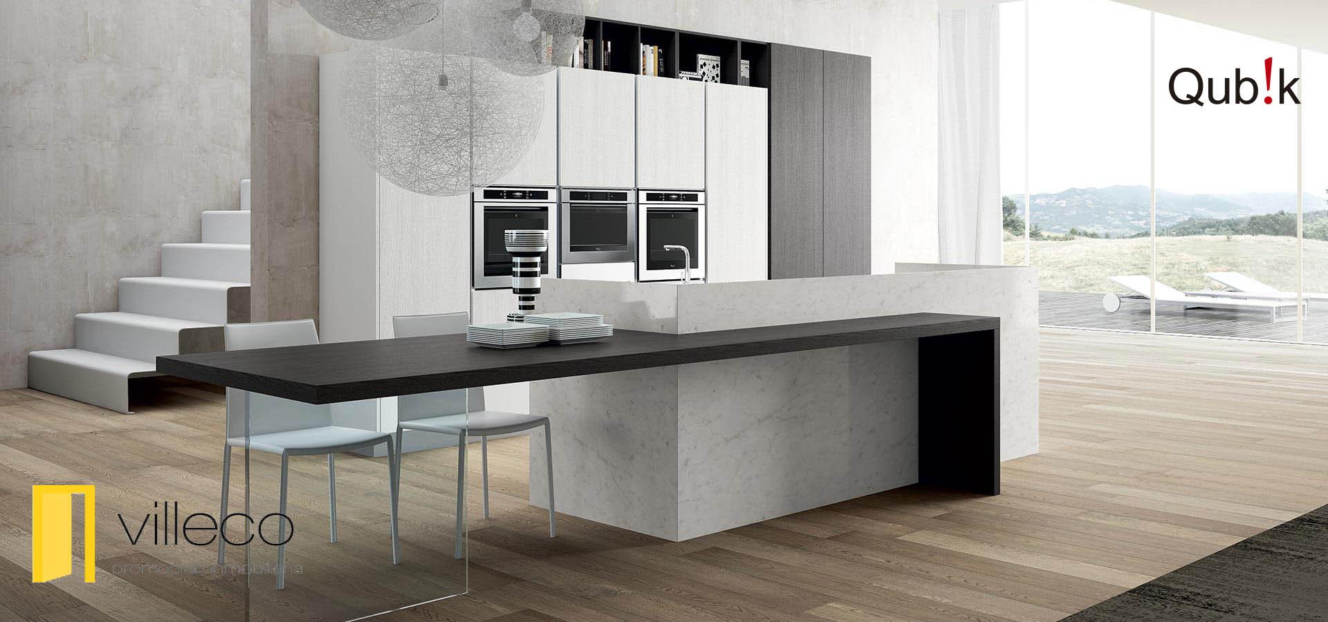 Interiorismo villeco promociones inmobiliarias for Cocinas italianas 2017